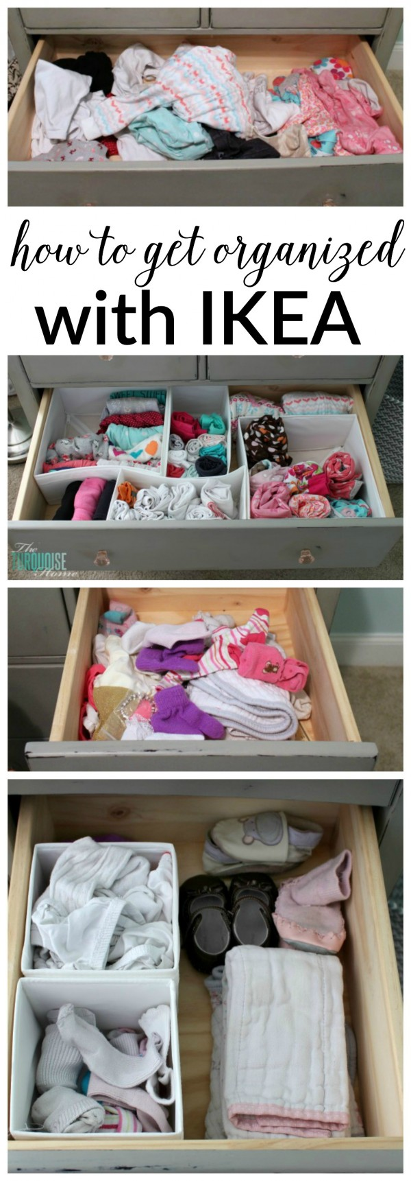 Yes, please!! Organize your whole house with IKEA products!