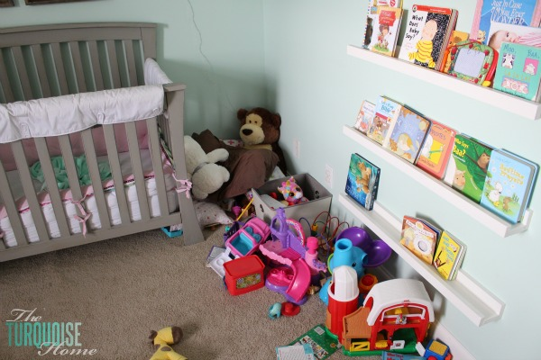 Organization solution needed! These messy toys need a home STAT!
