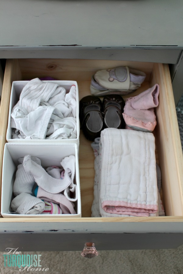 If I could marry a drawer organizer, it'd be this one!! YAY for IKEA Skubb drawer organizers! How to organize kids' clothing drawers.