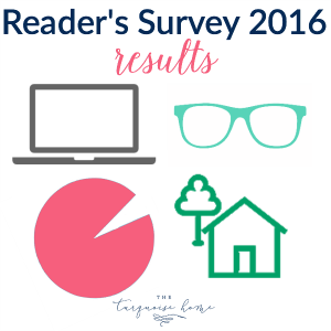 Y'all Are Awesome {Reader's Survey 2016 Results}