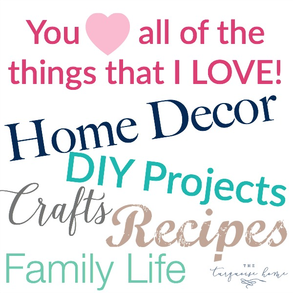 Reader's Survey 2016 | What Do You Love? | TheTurquoiseHome.com