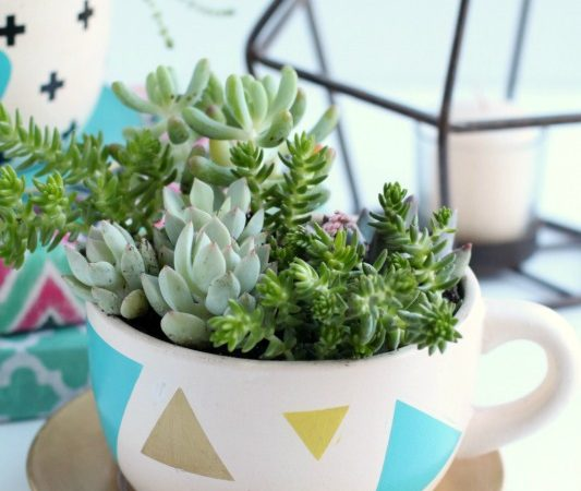 12 Inspiring DIY Garden + Plant Projects | Work it Wednesday No. 150