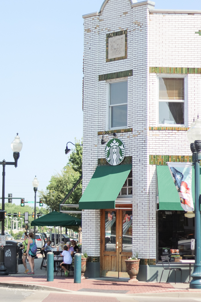 BEST of Franklin, Tennessee | Starbucks in Downtown Franklin, Tennessee