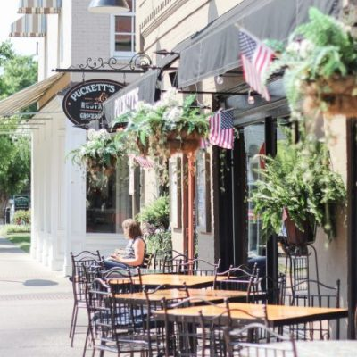 The Best Spots in Franklin Tennessee | The Great Southern Road Trip