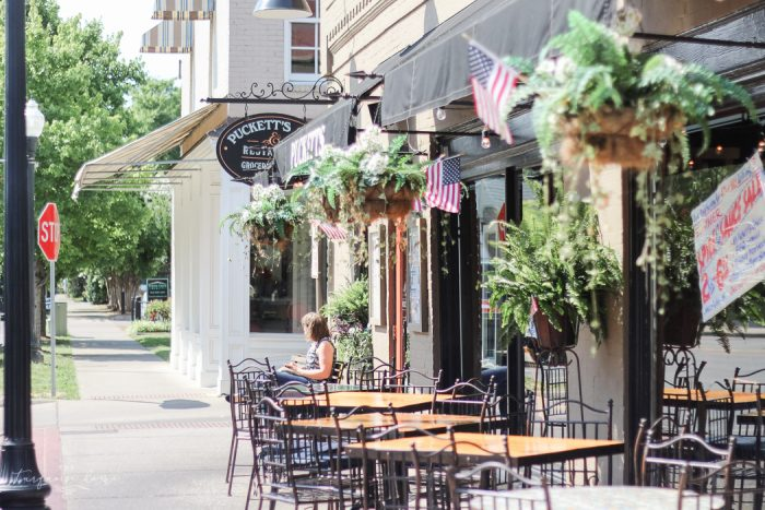 Downtown Franklin Tn >> The Best Spots In Franklin Tennessee The Great Southern