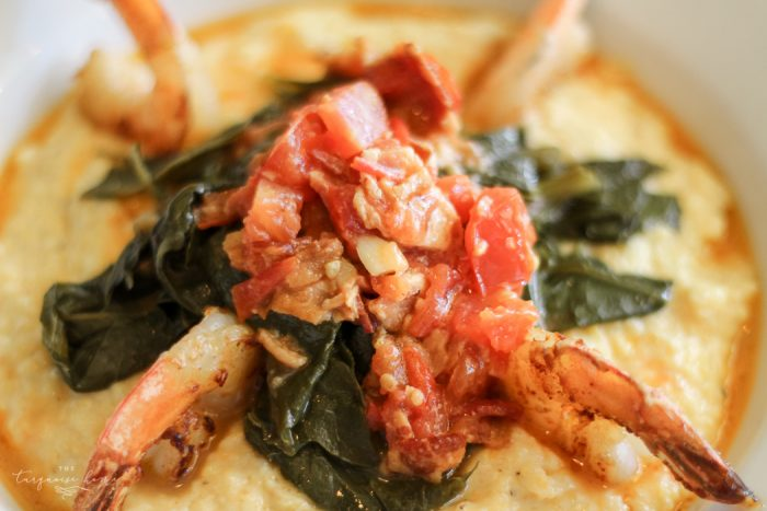 BEST of Franklin, Tennessee | Shrimp and Grits from Gray's on Main in Downtown Franklin, Tennessee
