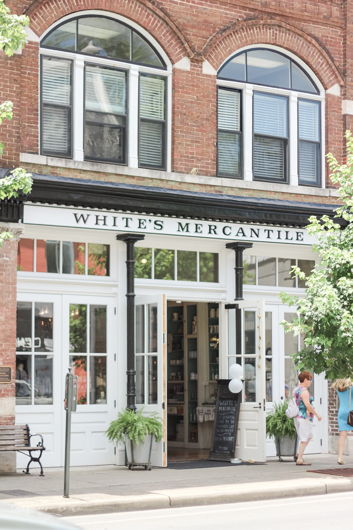 BEST Of Franklin, Tennessee | Whiteu0027s Mercantile In Downtown Franklin,  Tennessee