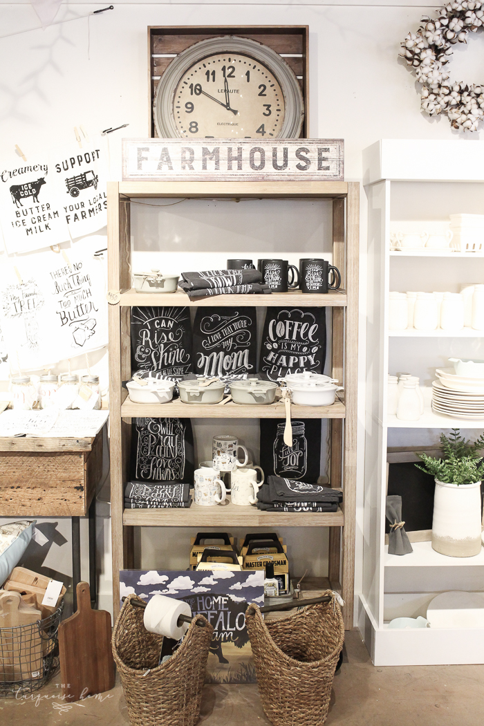 Farmhouse Kitchen Accessories on a Budget | Tin Cottage | Franklin, Tennessee
