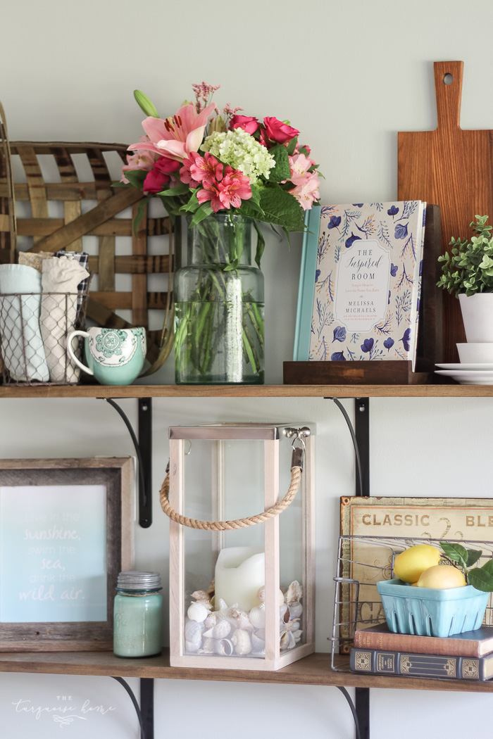 5 simple ways to add summer decor to your home!