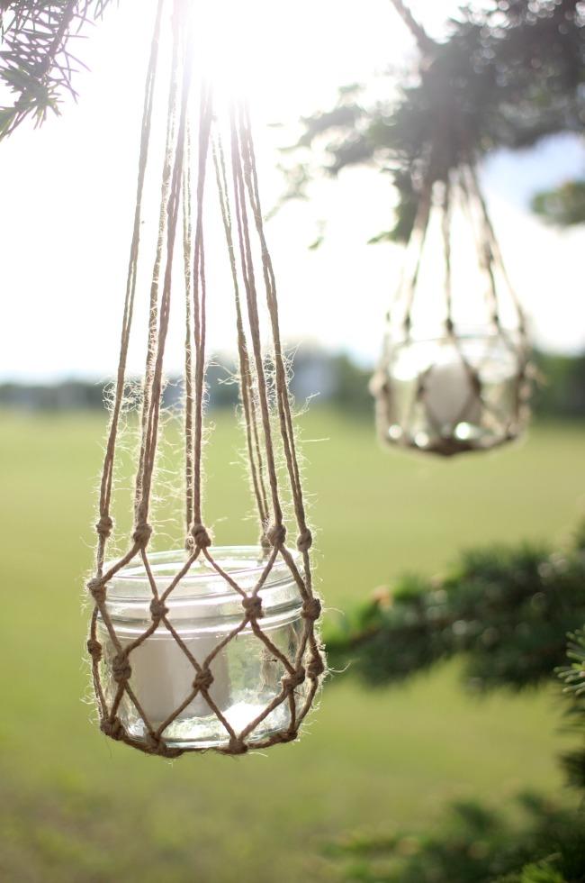 lanterns-in-trees
