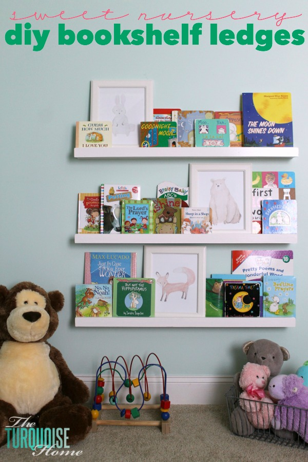 $10 DIY Book Shelves | 10 Amazing Kreg Jig Projects