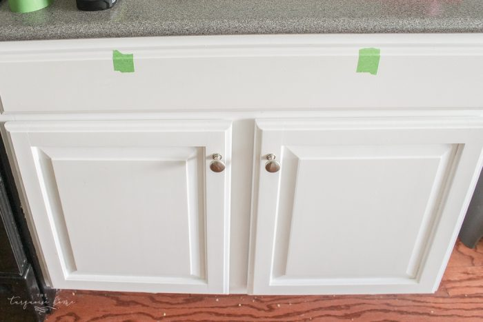 Installing Cabinet Hardware Can Be Intimidating! This Simple Trick Makes  Installing New Cabinets Pulls So