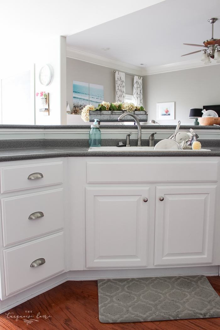 How Do You Install A Kitchen Sink Cabinet