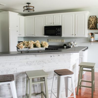 How to Paint Kitchen Cabinets without Professional Equipment