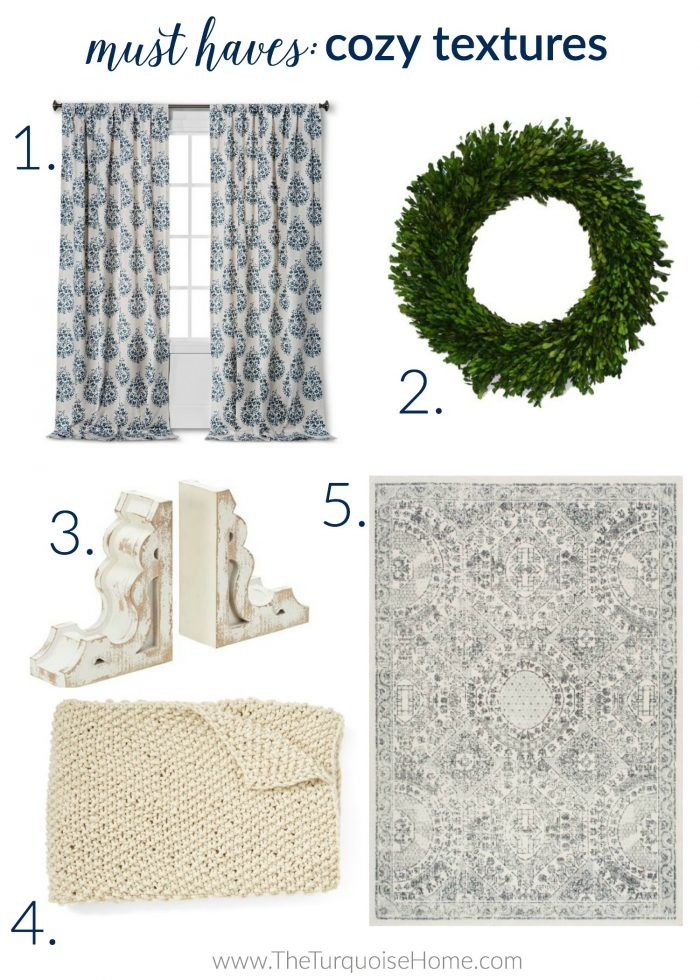 5 Things Every Living Room Needs | Cozy Textures