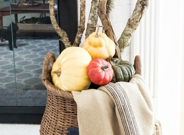 10 DIY Fall Decor Ideas | Work it Wednesday No. 165