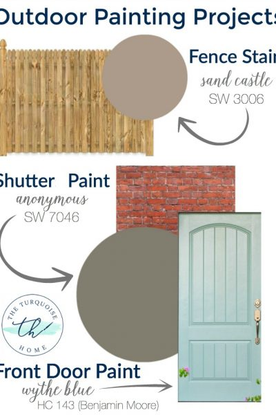 Inviting Home Exterior Home Colors & Painting Ideas