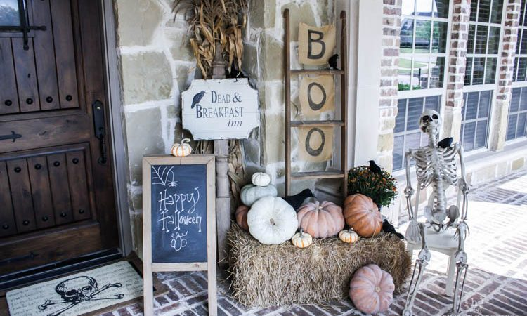 15 Fun Halloween Decor Ideas | Work it Wednesday No. 170