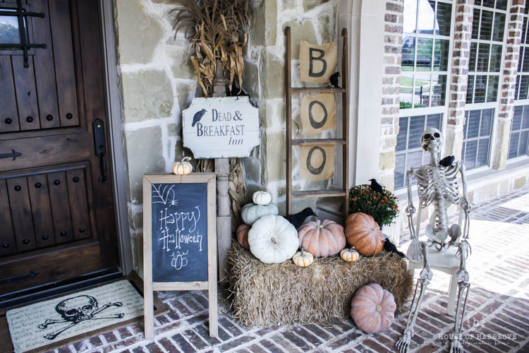 15 Fun Halloween Decor Ideas | Work it Wednesday No. 170
