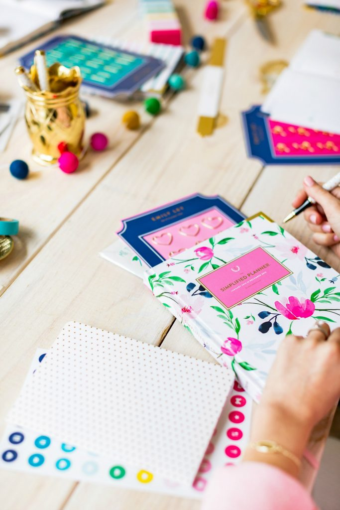 Emily Ley's Simplified Planner | Perfect Gift Ideas for the Work-at-Home Mom