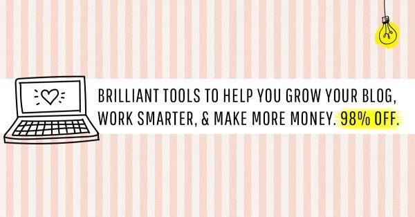 Genius Blogger's Toolkit Bundle - AMAZING DEAL!!!