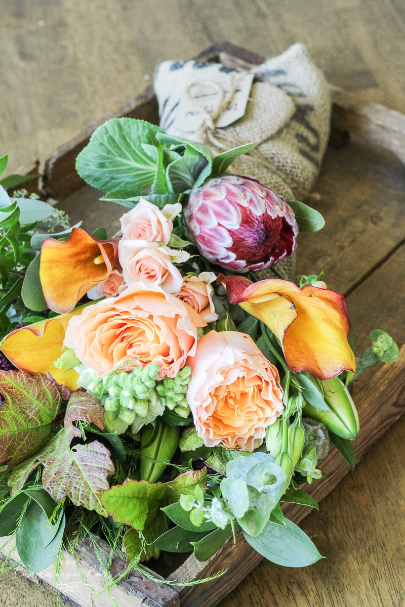 A farmgirl flowers fall tablescape is absolutely stunning gorgeous farmgirl flowers from a friend izmirmasajfo