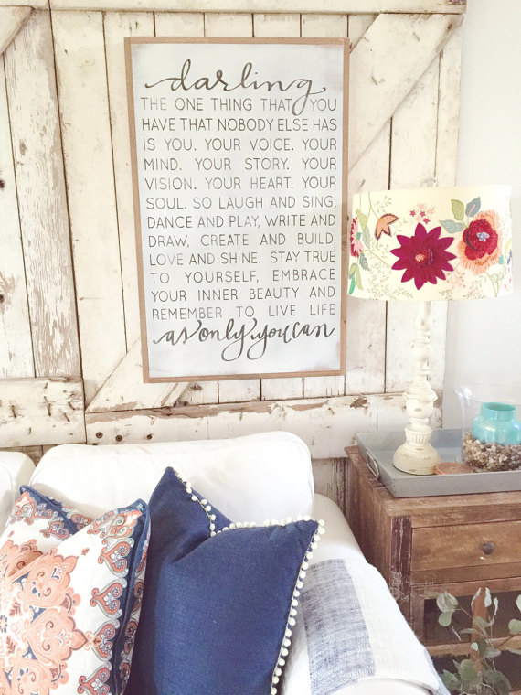 Inspirational signs! Top 15 Work-at-Home Mom gift ideas!!