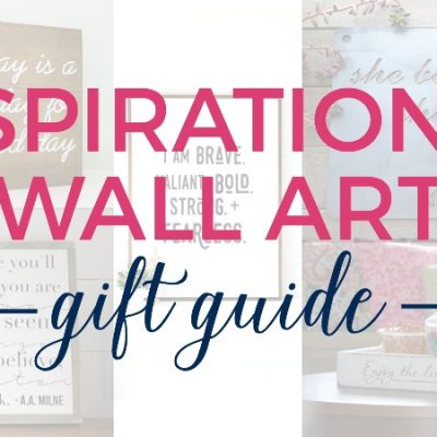 Top 15 Gifts for the Inspirational Wall Art Lover