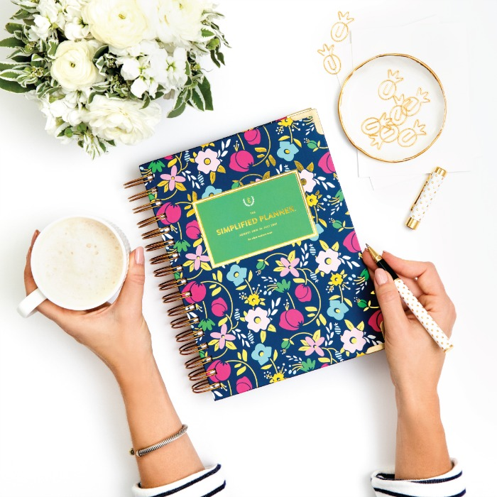 Emily Ley's Simplified Planner - great for the work-at-home mom!!