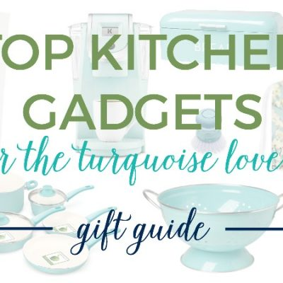 Top 15 Turquoise Gifts for the Cook