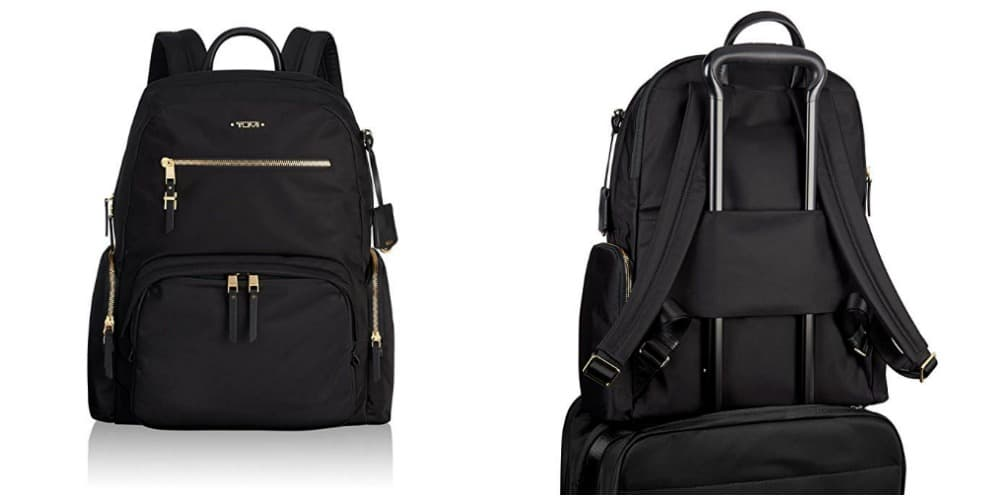 This laptop travel backpack is amazing and worth every penny! | The perfect gift ideas for a work-at-home mom