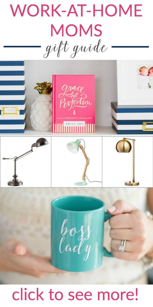 Top 15 Work-At-Home Mom Gift Ideas she will LOVE!