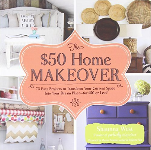 The $50 Home Makeover | Top 15 Best Gifts for the Beginner DIYer