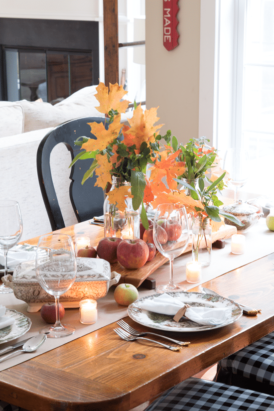 7 Thanksgiving Tablescape Ideas | Work it Wednesday No. 173
