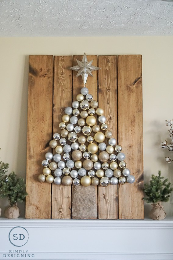 Fun DIY Christmas Projects | The Happy Housie