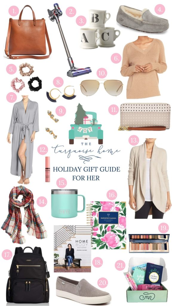The Best Christmas Gifts for Her | Holiday Gift Guide for Her