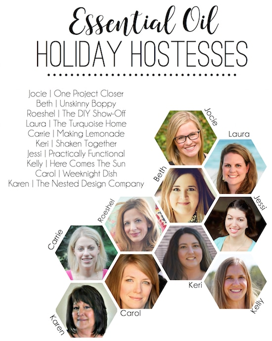 A Handmade Holiday Hostesses