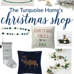 The Turquoise Home Christmas Shop