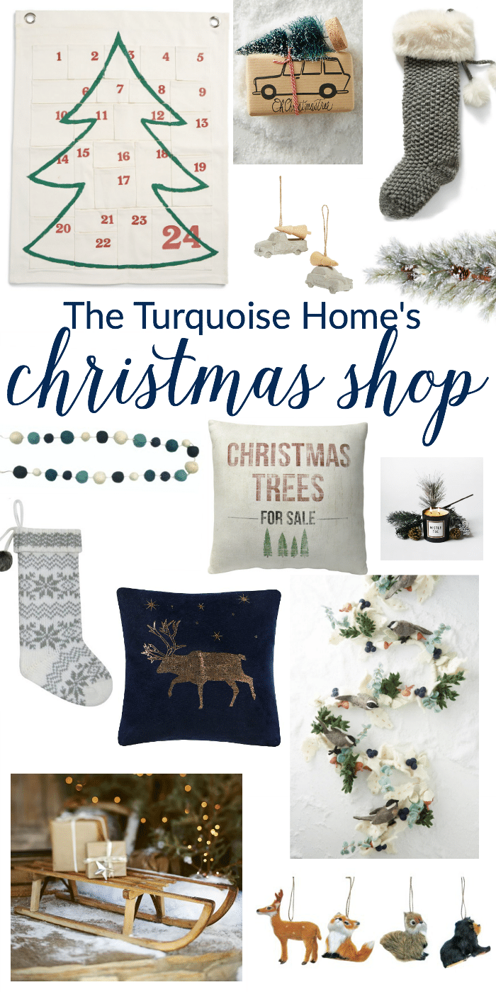 Shop here for the cutest, most affordable Christmas decor!