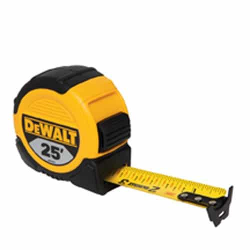 You always need a good, quality measuring tape!   Top 15 Best Gifts for the Beginner DIYer