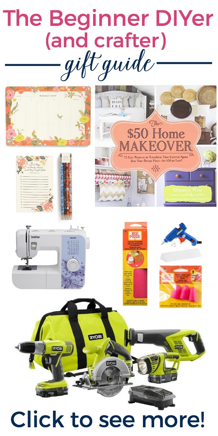 Top 15 Best Gifts for the Beginner DIYer