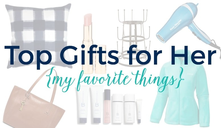 Top Favorite Gifts For Her The Turquoise Home