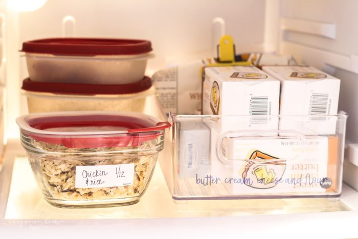 Erasable Labels for Food Storage! | 30 Days to Less of a Hot Mess Challenge