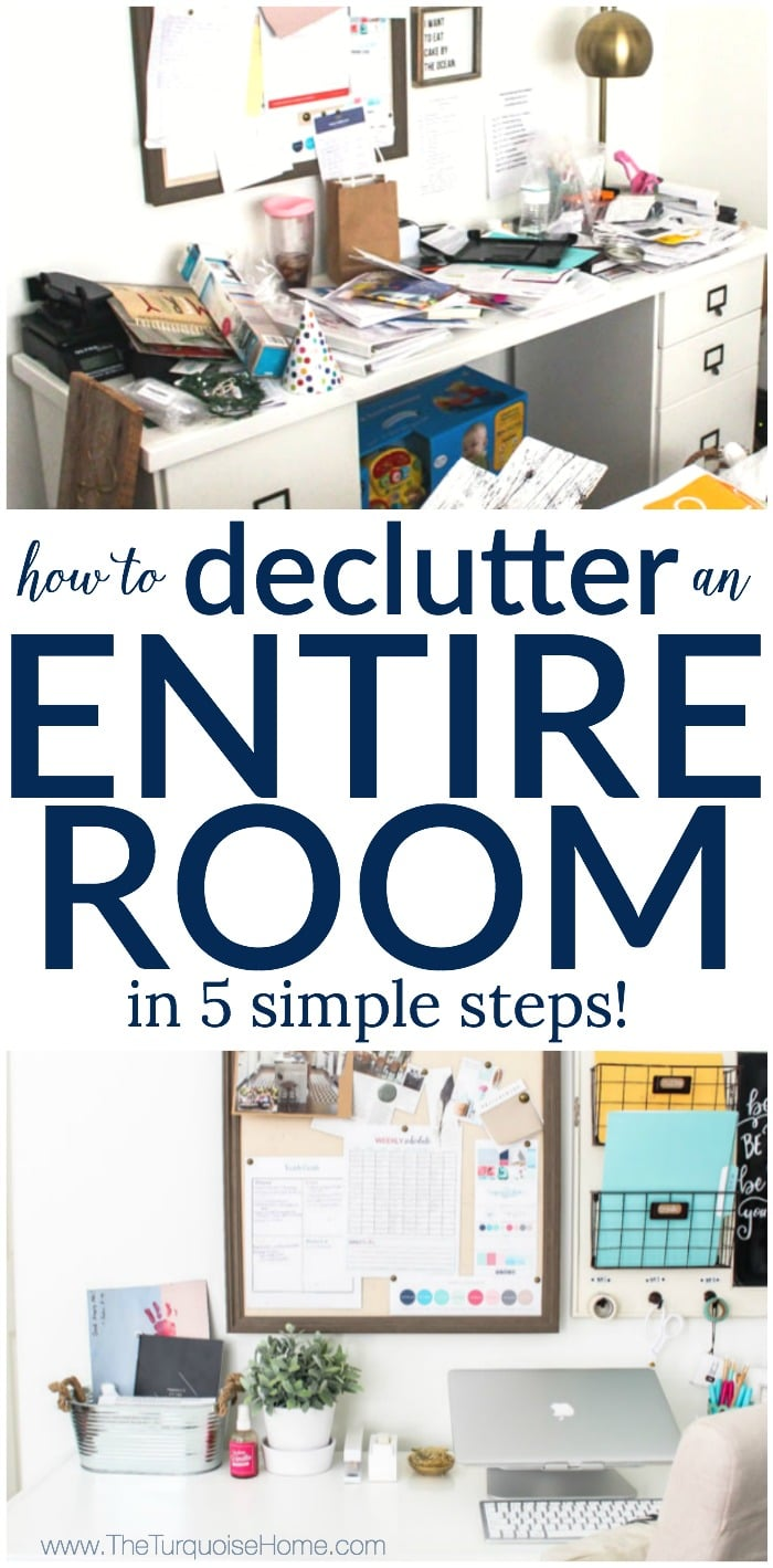 Declutter It! Declutter Your Laundry Room In 7 Easy Steps (Decluter It! Book 3)