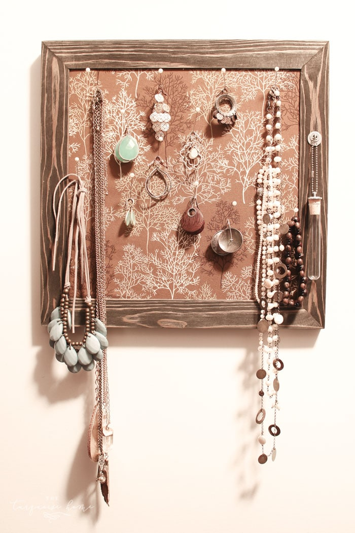 Organized Jewelry and Cosmetics 30 Days to Less of a Hot Mess