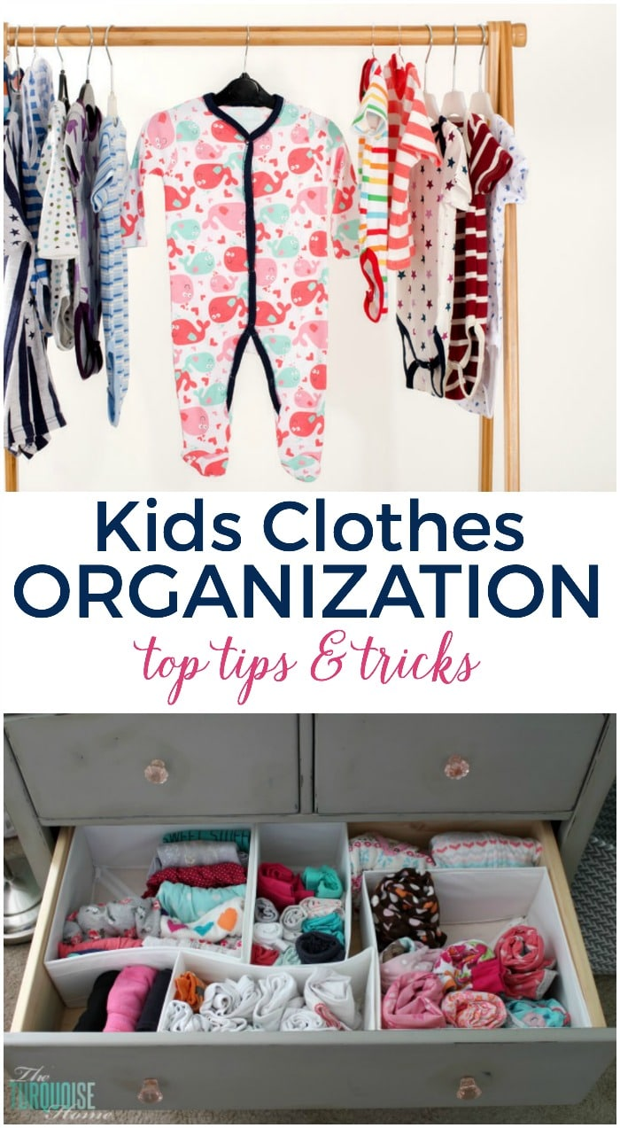 981fda2ce25 Top Tips and Tricks for Organizing Kids Clothes! Take a minute to CLICK the  link