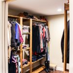 Organized Closet Systems | Day 23: 30 Days to Less of a Hot Mess