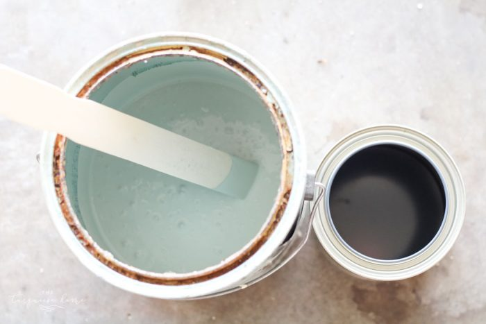 How to Organize and Store your Paint | 30 Days to Less of a Hot Mess Challenge