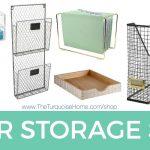 Paper Storage Shop