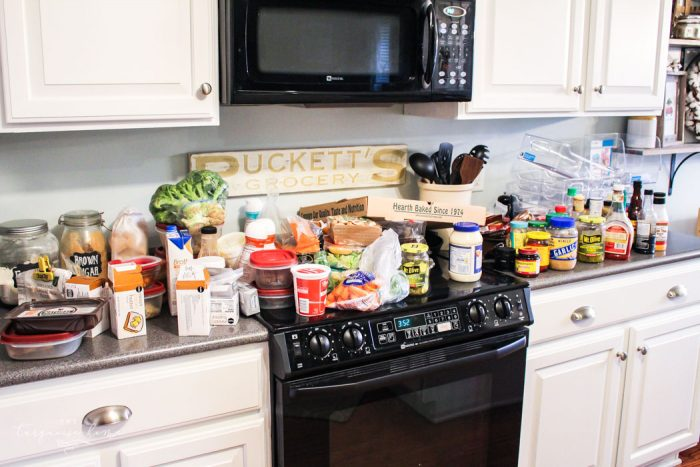 Tips for Refrigerator Organization | 30 Days to Less of a Hot Mess